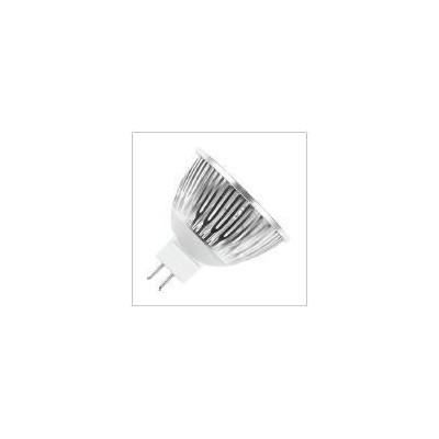 MR16 GU5.3 LED PMMC 50x50mm 12V 4W AC/DC 2700K 268Lm 45° 30Kh