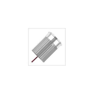 LED 50x74mm 230V 8W AC 2700K 520Lm stmívatelná 38° 30Kh Downlighter