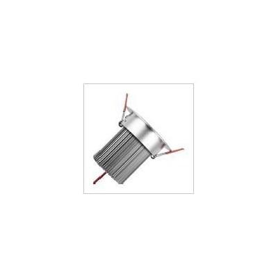 LED 72/85x74mm 230V 8W AC 2700K 520Lm stmívatelná 38° 30Kh DL/stříbrná