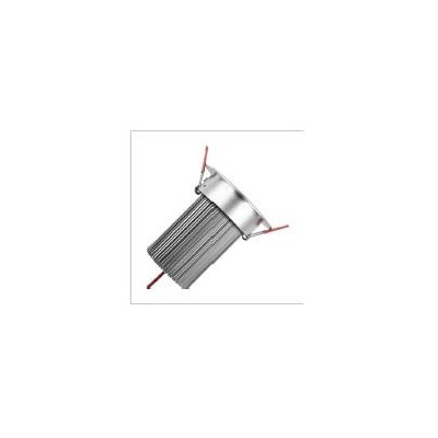 LED 72/85x95mm 230V 12W AC 2700K 710Lm stmívatelná 38° 30Kh DL/stříbrná
