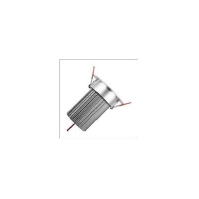 LED 72/85x95mm 230V 12W AC 4000K 790Lm stmívatelná 38° 30Kh DL/stříbrná