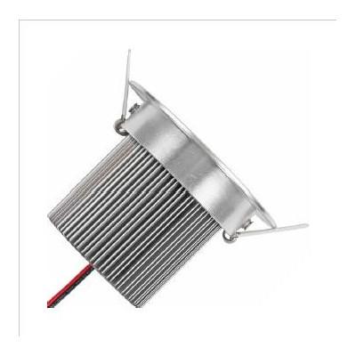 LED 89/108x84mm 230V 12W AC 4000K 930Lm stmívatelná 38° 30Kh DL/bílá 12xLG LED