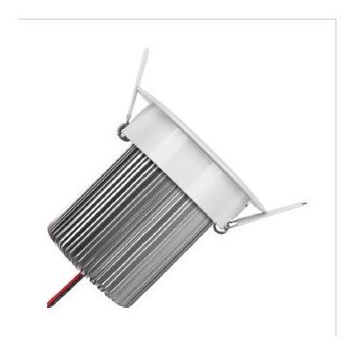 LED 89/108x84mm 230V 19W AC 2700K 1200Lm stmívatelná 38° 30Kh DL/bílá 15xLG LED