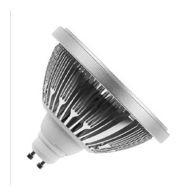 AR111 GU10 LED 78x111 mm 230V 8W AC 4000K 410Lm stmívatelná 15° 30Kh