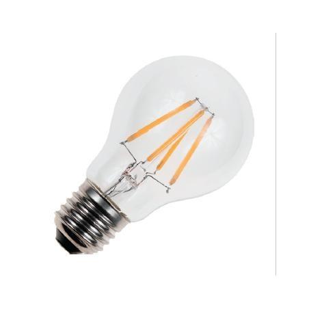 E27 závit Dekorativní GLS denní světlo 55x100mm 230v 3W AC 2500K 320Lm stmívatelná 15Kh