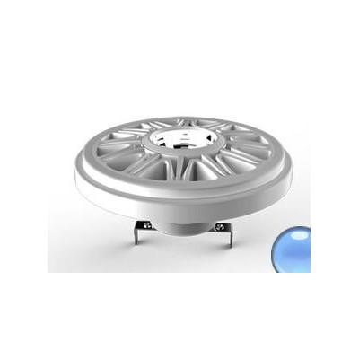 LED AR111 G53 12V 15W COB (čip na desce) 38° studená bílá