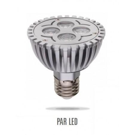 LED PAR20 E27 230V 4W 4LED teplá bílá DIM (stmívatelná)