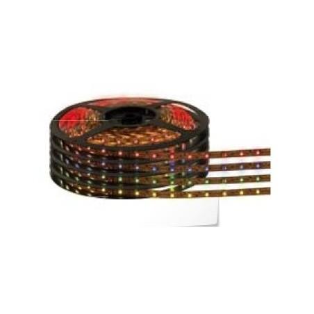Pásek LED 3528 HorRib 60LED modrá 1m (role 5m) - bez silikonu