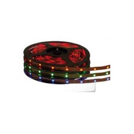 Pásek LED 5050 CrysRib 60LED RGB ULTRA 1m (role 5m) - silikonová ochrana
