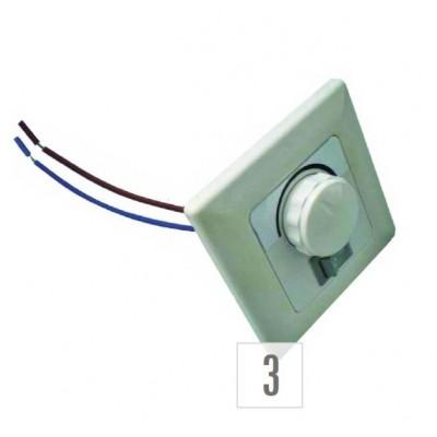 LED DIM (stmívatelná) 1-10V-knob/regulator – k LED pásku