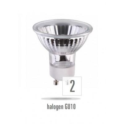 Halogenová bodovka TWISTLINE 230V/20W     GU10