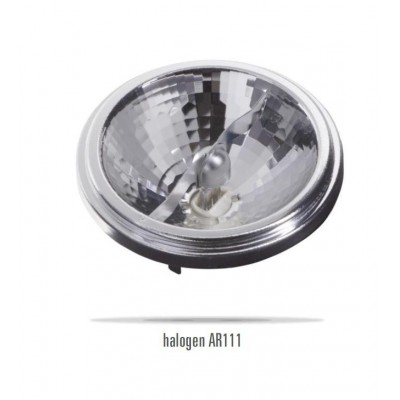 Halogenová bodovka AR111 12V/ 50W/24ST  G53