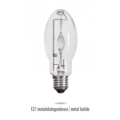 Metal halidová výbojka eliptická 150W/NDL   E27 MHS-E