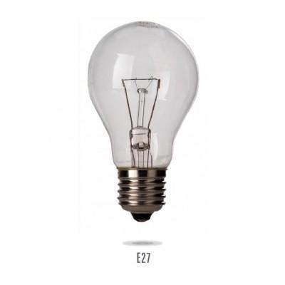 Nízkonapěťová žárovka E27 60W/ 24V  MS (zdroj není určen pro svícení v domácnosti)