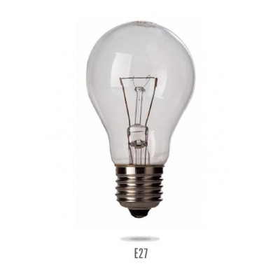 Nízkonapěťová žárovka E27 75W/ 24V  MS  (zdroj není určen pro svícení v domácnosti)