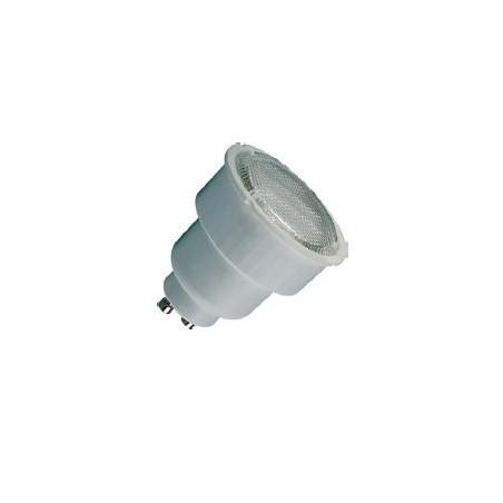GU10 CFL 50x61mm 230V 7W 2700K 130 lm 10.000h