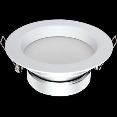 Vestavné stropní LED svítidlo, barva bílá, 32W, 3000°K, Ø  232 mm