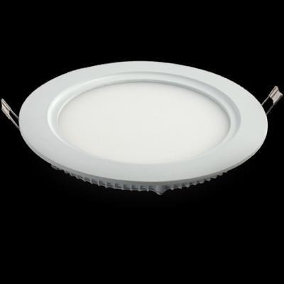 Vestavné stropní LED svítidlo, barva bílá, 26W, 5000°K, Ø  245 mm