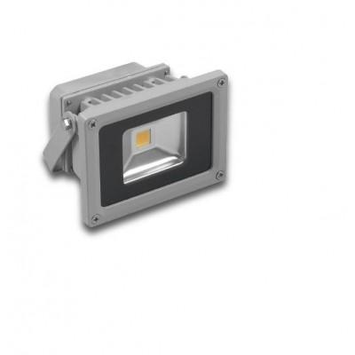 LED reflektor venkovní 10W/590 lm 4000K 220-240V AC IP65 50-60Hz 50.000h