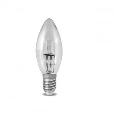 Halogenová úsporná žárovka candle  E14 28W jako 40W 220V