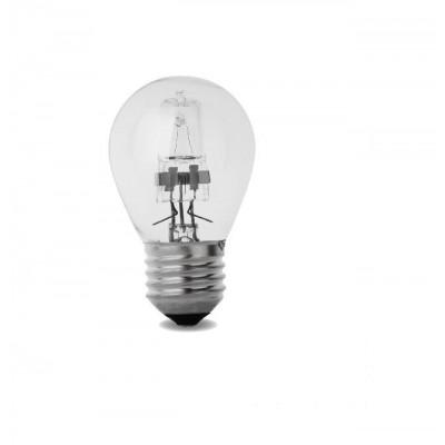 Halogenová úsporná žárovka mini BULB  E27 28W jako 40W 220V