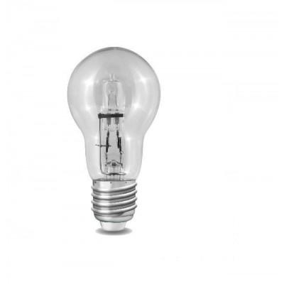 Halogenová úsporná žárovka BULB  E27 105W jako 150W 220V