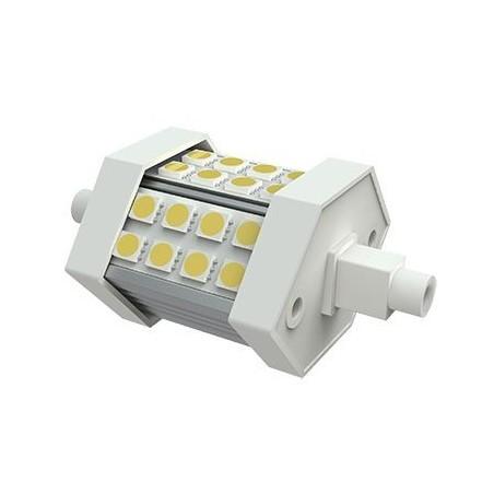 LED R7S J78 220V 5W 3000°K