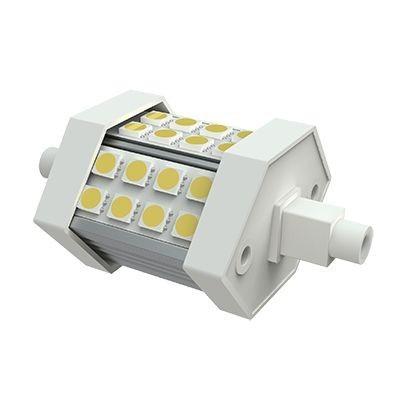 LED R7S J78 220V 5W 6400°K