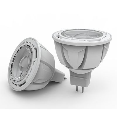 LED žárovka G5,3 12V DC 7W 4200°K 30.000 h
