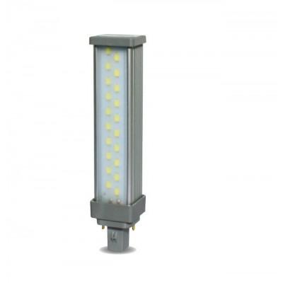 LED žárovka PLC G24D 2 PIN 11W 3000°K 30.000 h