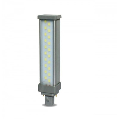 LED žárovka PLC G24D 2 PIN 11W 6000°K 30.000 h
