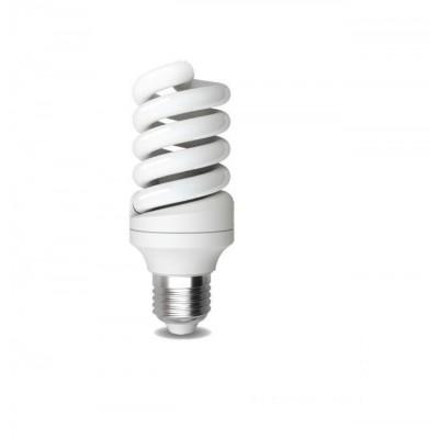 Úsporná žárovka Mini Spiral E27 20W 6400°K