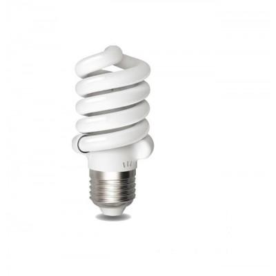 Úsporná žárovka Micro Spiral E27 15W 6400°K