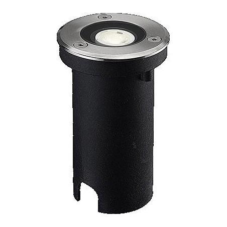 Venkovní nášlapné LED svítidlo, 1W, IP67, Ra80, max. 500 kg, úhel svítivosti 60°, 3000°K