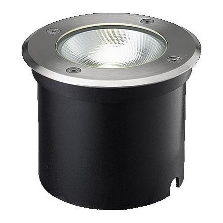 Venkovní nášlapné LED svítidlo, 7W, IP67, Ra83, max. 500 kg, úhel svítivosti 50°, 6000°K
