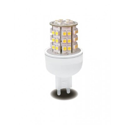 LED žárovka G9 48 LED 4,5W G9 220V 6400K 50.000 h