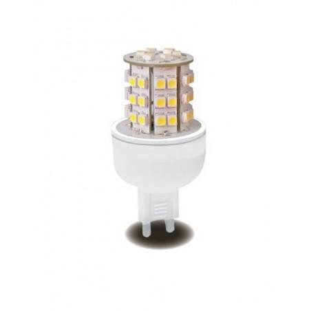LED žárovka G9 48 LED 4,5W G9 220V 6400K 50.000 h