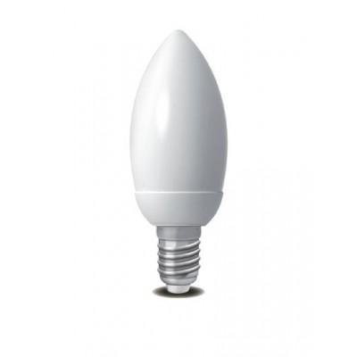 LED žárovka Candle E14 1.2W 2800K 24 LEDS 50.000 h