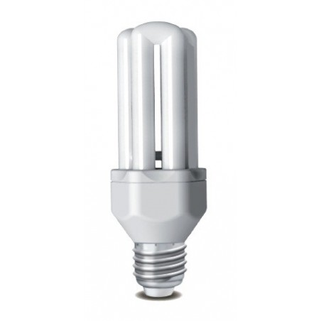 Úsporná žárovka 3 Tubes Mini E27 9W 2700 K