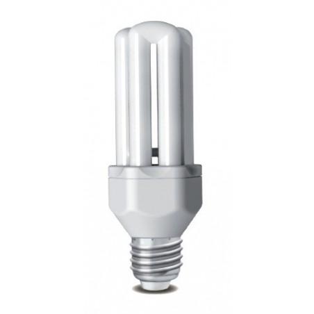 Úsporná žárovka 3 Tubes Mini E27 9W 6400 K