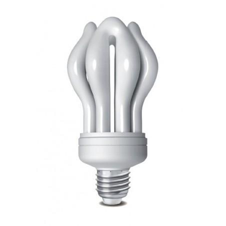 Úsporná žárovka Flower E27 24W 2700K
