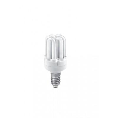 Úsporná žárovka 6 Tubes Micro E14 20W 2700 K