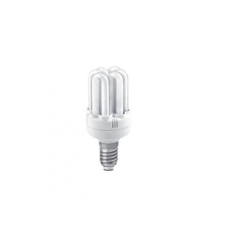 Úsporná žárovka 6 Tubes Micro E14 20W 6400 K