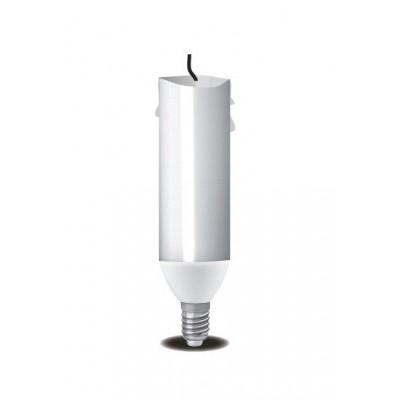 Úsporná žárovka REAL CANDLE E14 12W 2700K