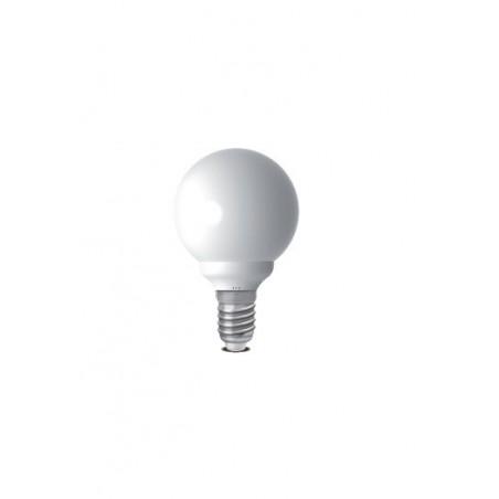 Úsporná žárovka Micro Sphere E14 12W 2700K