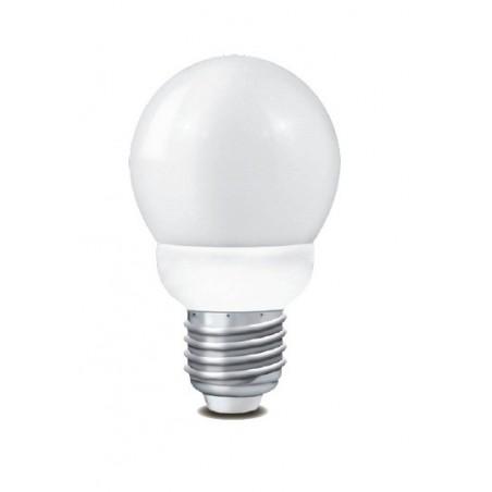 Úsporná žárovka Micro Sphere E27 7W 2700K