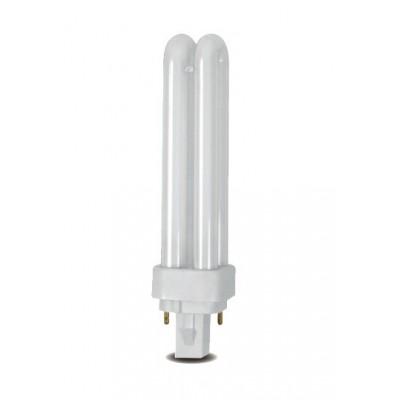 Kompaktní zářivka PLC 2 TUBES G24D 18W 2700K