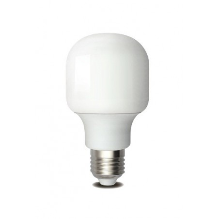 Úsporná žárovka Soft Bulb E27 15W 2700K