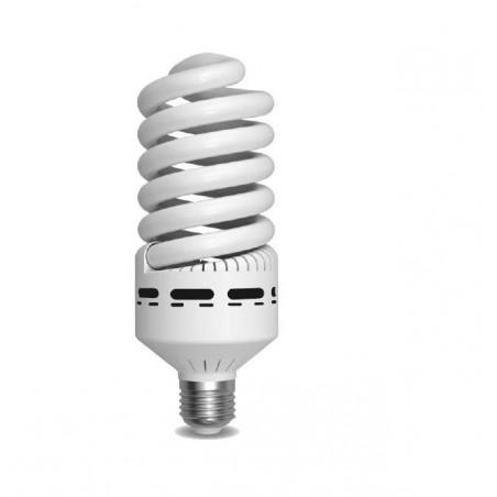 Úsporná žárovka Maxi  Full Spiral E27 45W 6400K
