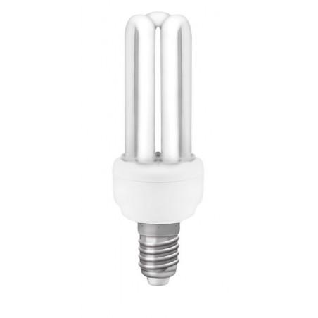 Úsporná žárovka 3 Tubes Mini E14 11W 6400K